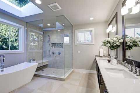 Luxury Bathroom Cleaning