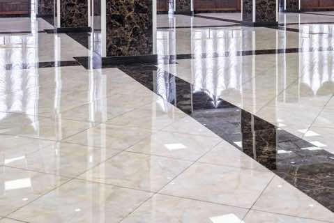 Commercial Floors and Bathroom Cleaning