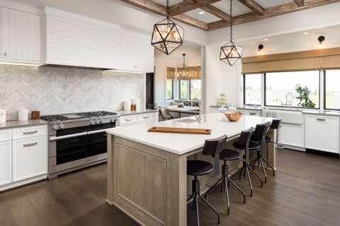 Luxury Kitchen Cleaning
