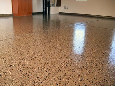 Epoxy Garage Floor Coatings
