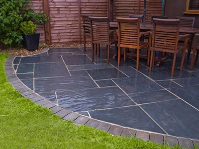 Exterior Floor, Surface Cleaning & Sealing