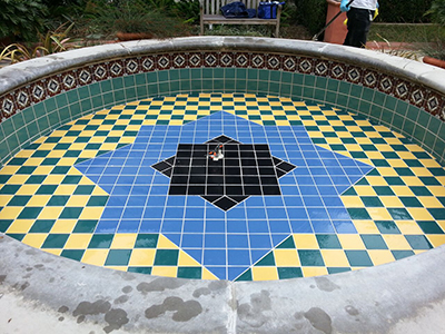 Restoration of Fountains